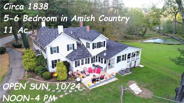 15410 Tiger Valley Road, Danville, OH 43014 (MLS #4326625) :: Select Properties Realty