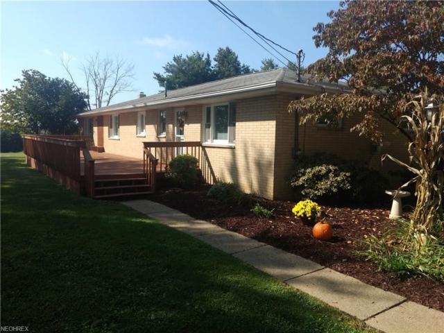 1825 S Chapel St, Louisville, OH 44641 (MLS #4038160) :: Keller Williams Chervenic Realty