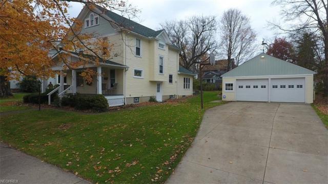 8189 Water St, Garrettsville, OH 44231 (MLS #4049672) :: RE/MAX Valley Real Estate