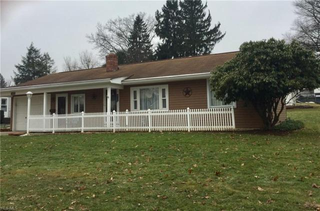 145 Court St, Columbiana, OH 44408 (MLS #4066114) :: RE/MAX Valley Real Estate