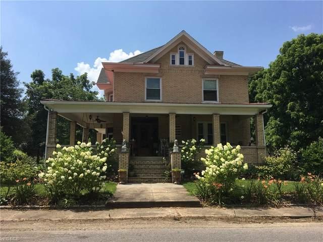 312 E 4th Street, Williamstown, WV 26187 (MLS #4161878) :: The Crockett Team, Howard Hanna