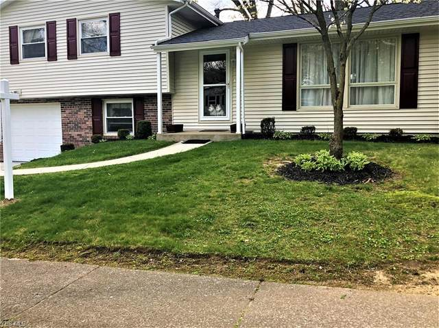 596 Eric Drive, Akron, OH 44305 (MLS #4183623) :: RE/MAX Trends Realty