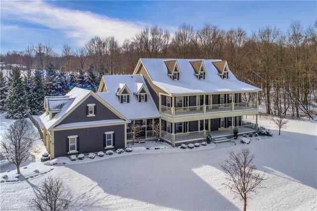 3343 Bunker Hill Road, Leetonia, OH 44431 (MLS #4219126) :: The Art of Real Estate