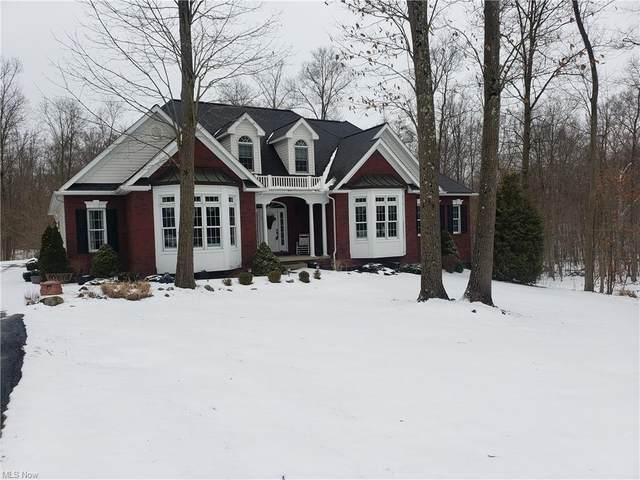 11344 Rolling Meadows Drive, Hiram, OH 44231 (MLS #4224155) :: The Holden Agency