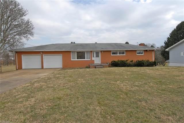 1340 Richey Road, Zanesville, OH 43701 (MLS #4254651) :: Keller Williams Chervenic Realty