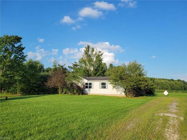 7238 Bogue Road, Orwell, OH 44076 (MLS #4256943) :: The Holden Agency