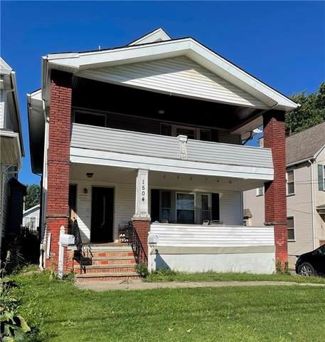 1504 Robinwood Avenue, Lakewood, OH 44107 (MLS #4300316) :: RE/MAX Edge Realty