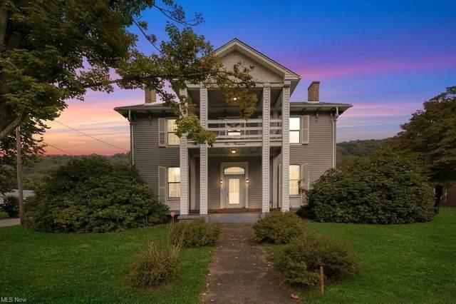 1000 Ridge Avenue, New Cumberland, WV 26047 (MLS #4317435) :: Keller Williams Chervenic Realty