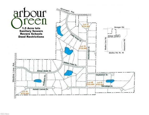 Lot #33 Heatherleigh Drive, Akron, OH 44333 (MLS #3969090) :: The Tracy Jones Team