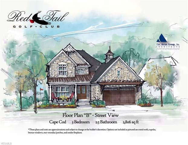 4639 St. Joseph Way S/L 576, Avon, OH 44011 (MLS #3977375) :: RE/MAX Trends Realty