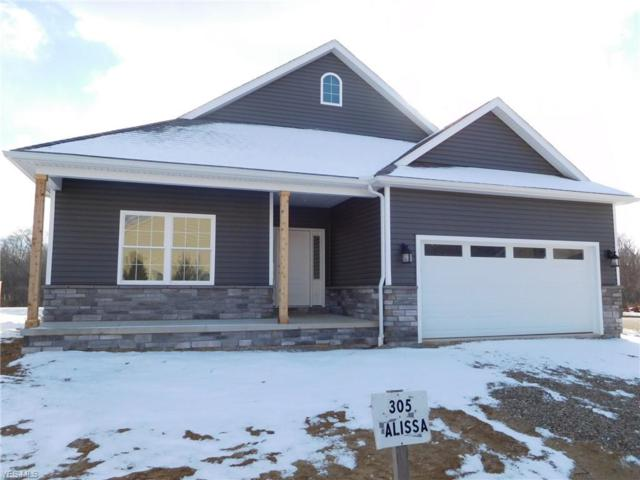 305 Alissa Ln, Canal Fulton, OH 44614 (MLS #4031355) :: RE/MAX Edge Realty