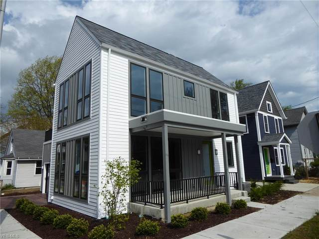 1926 W 52 Street, Cleveland, OH 44102 (MLS #4058359) :: The Holden Agency