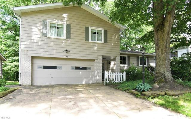 1733 Karg Drive, Akron, OH 44313 (MLS #4086108) :: RE/MAX Edge Realty