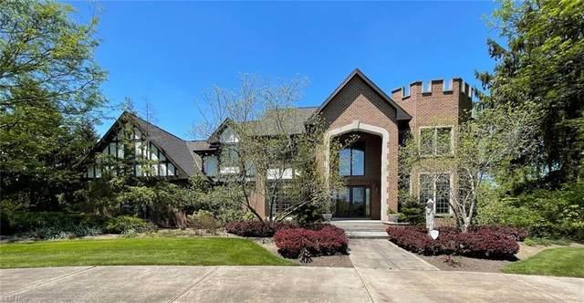 5750 Liberty Road, Bentleyville, OH 44022 (MLS #4150938) :: The Holden Agency