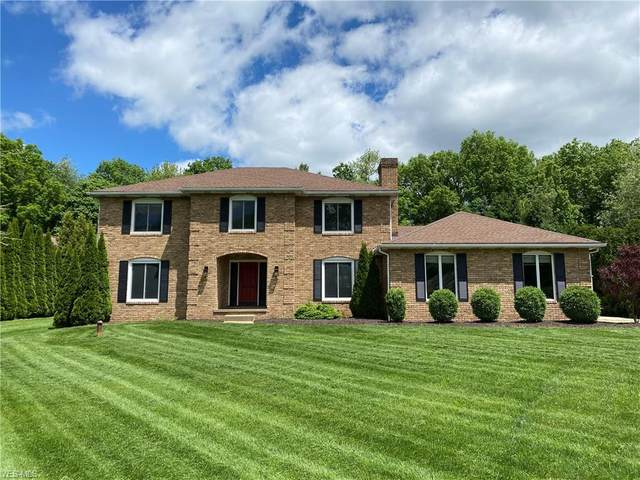 1377 Castalia Drive, New Franklin, OH 44203 (MLS #4175789) :: The Holden Agency