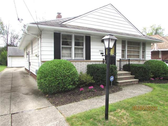 14800 James Avenue, Maple Heights, OH 44137 (MLS #4221202) :: Select Properties Realty