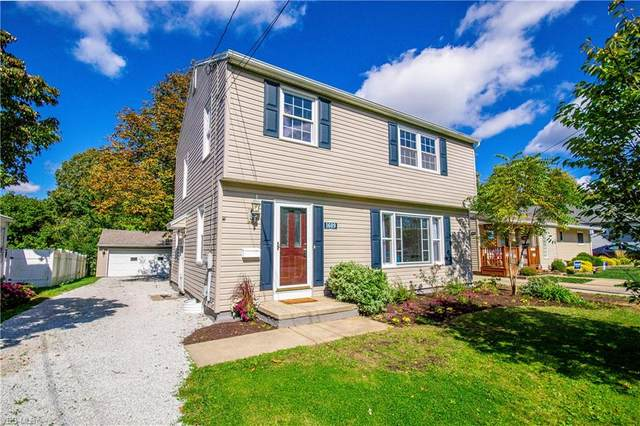 1609 Fairfax Road, Akron, OH 44313 (MLS #4226932) :: The Art of Real Estate