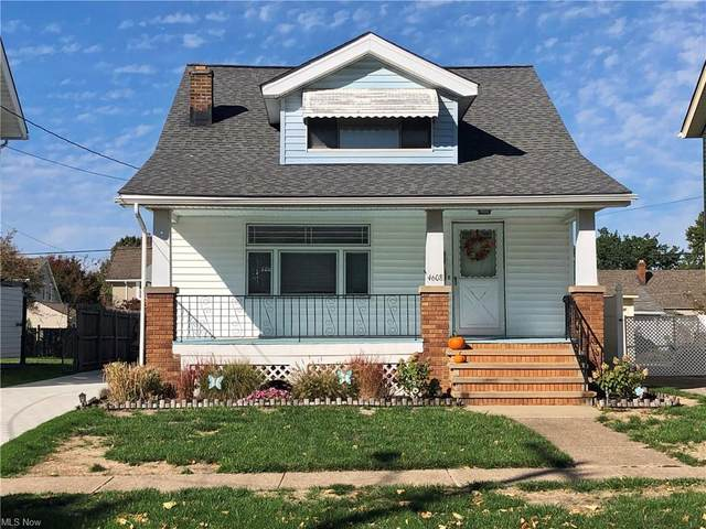 4608 Burger Avenue, Cleveland, OH 44109 (MLS #4232292) :: Keller Williams Legacy Group Realty