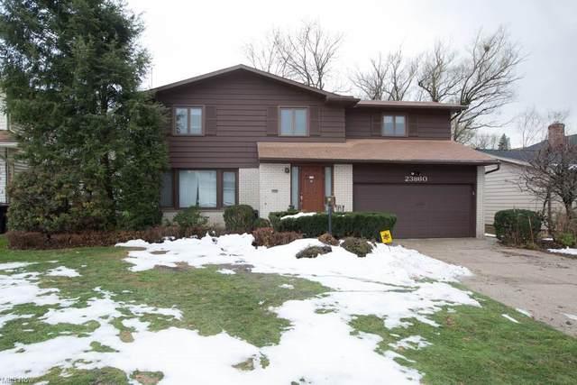 23860 Greenlawn Avenue, Beachwood, OH 44122 (MLS #4243135) :: RE/MAX Trends Realty