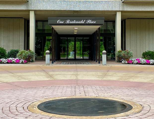 1 Bratenahl Place #804, Bratenahl, OH 44108 (MLS #4288663) :: Jackson Realty