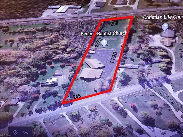 3407 W Erie Avenue, Lorain, OH 44053 (MLS #4237385) :: Keller Williams Legacy Group Realty