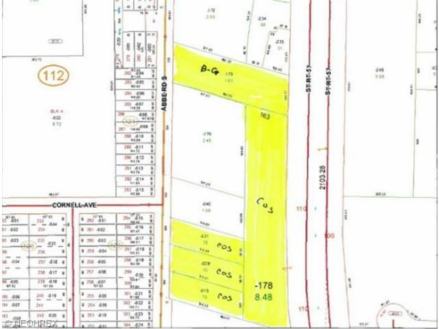 820 Abbe Rd S, Elyria, OH 44035 (MLS #3603904) :: The Crockett Team, Howard Hanna