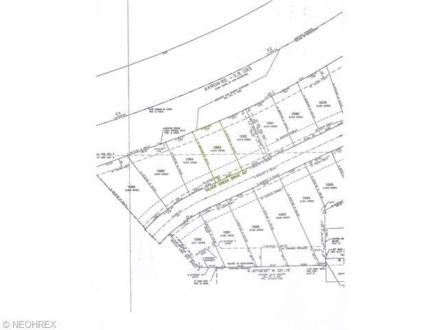 Lot# 1083 Silver Creek Dr, Doylestown, OH 44230 (MLS #3719593) :: Tammy Grogan and Associates at Cutler Real Estate