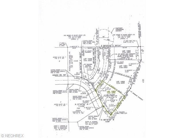 Lot# 1053 Melanie Ln #1053, Doylestown, OH 44230 (MLS #3719740) :: Tammy Grogan and Associates at Cutler Real Estate