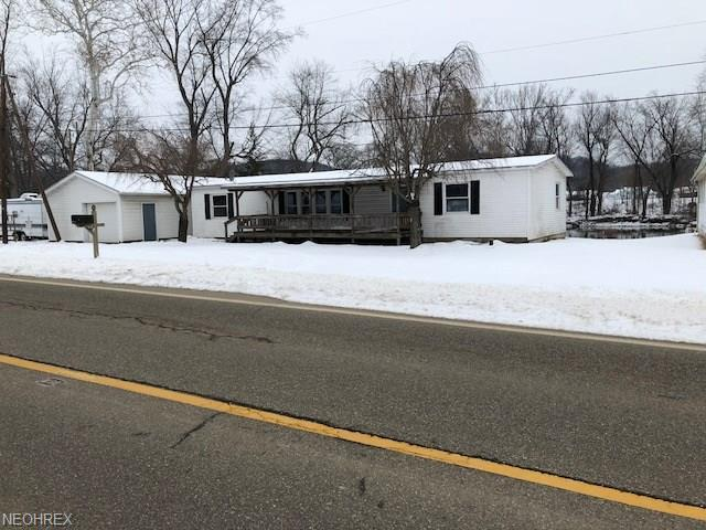 5717 State Route 258, Newcomerstown, OH 43832 (MLS #3972474) :: Tammy Grogan and Associates at Cutler Real Estate