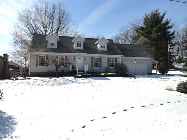 4480 Edwin Dr, Canton, OH 44718 (MLS #3972597) :: Tammy Grogan and Associates at Cutler Real Estate