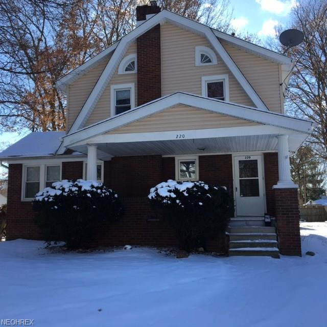 220 Morrison Ave, Cuyahoga Falls, OH 44221 (MLS #3974582) :: RE/MAX Edge Realty