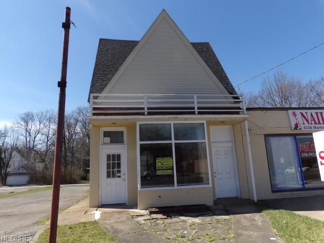 4400 Market St, Youngstown, OH 44512 (MLS #3974874) :: RE/MAX Valley Real Estate