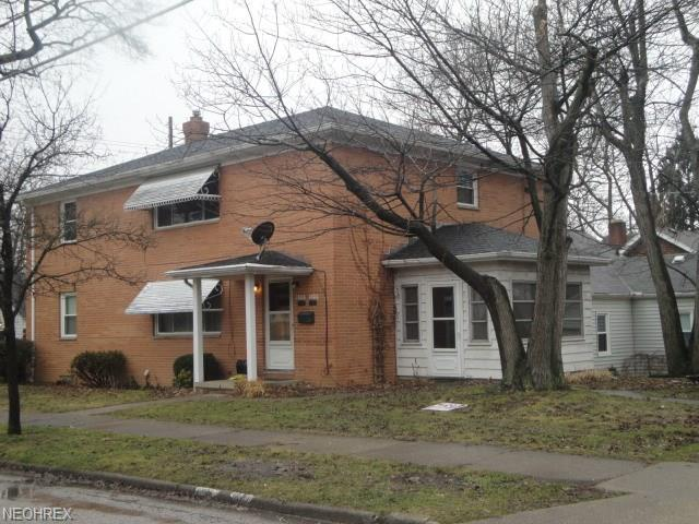1806-1808 16th St, Cuyahoga Falls, OH 44223 (MLS #3974875) :: RE/MAX Edge Realty