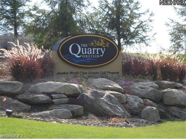 5810 Quarry Lake Dr SE, Canton, OH 44730 (MLS #3976692) :: The Crockett Team, Howard Hanna