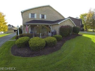 3761 Indian Run Dr #4, Canfield, OH 44406 (MLS #3978388) :: RE/MAX Trends Realty
