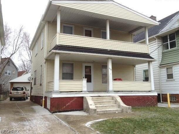 814 Wayside Rd, Cleveland, OH 44110 (MLS #3978911) :: RE/MAX Edge Realty