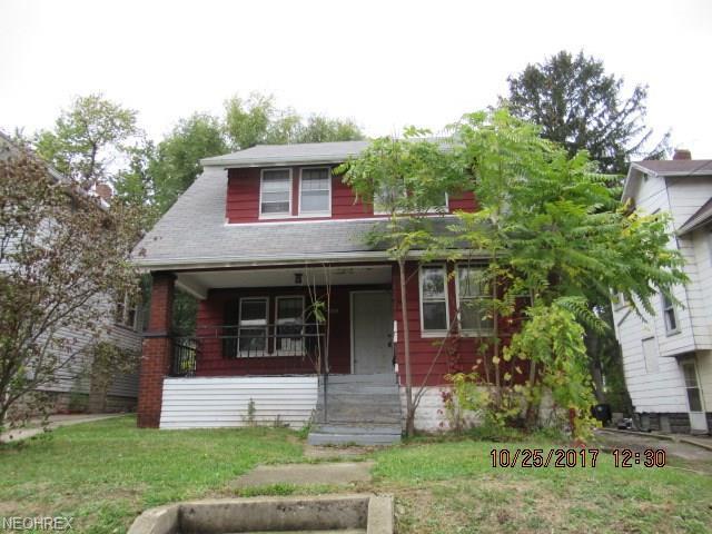 257 W Long St, Akron, OH 44301 (MLS #3979086) :: Keller Williams Chervenic Realty