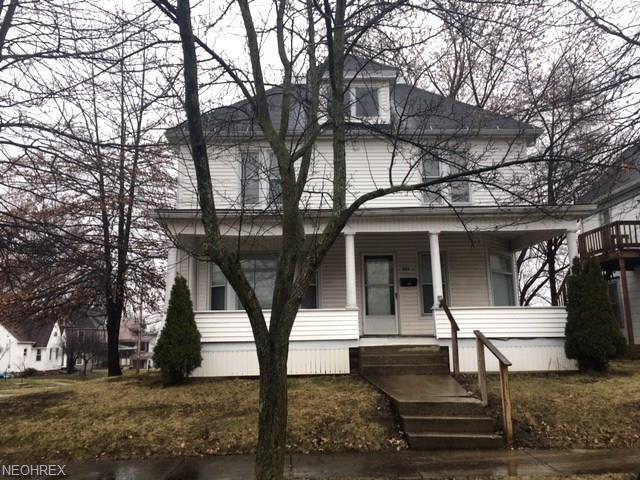 626 W Walnut St, Ashland, OH 44805 (MLS #3982941) :: Keller Williams Chervenic Realty