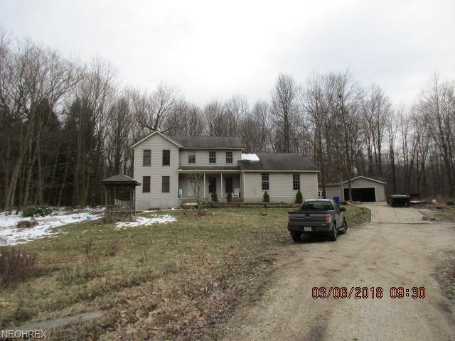 2779 State Route 44, Rootstown, OH 44272 (MLS #3983138) :: Keller Williams Chervenic Realty