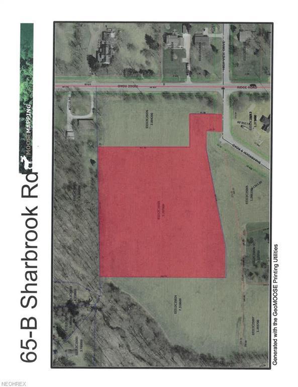 Lot 65B Sharbrook South Rd, Wadsworth, OH 44281 (MLS #3985156) :: Keller Williams Chervenic Realty