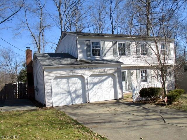 492 Hickory Hollow Dr, Canfield, OH 44406 (MLS #3985221) :: Keller Williams Chervenic Realty