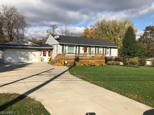 5281 State Route 82, Mantua, OH 44255 (MLS #3986110) :: Keller Williams Chervenic Realty