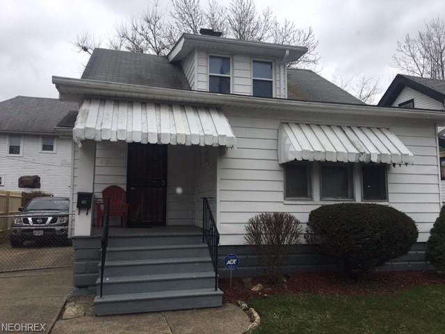 4089 E 127th St, Cleveland, OH 44105 (MLS #3986989) :: Keller Williams Chervenic Realty