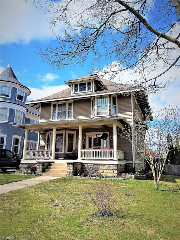 523 E Gambier St, Mount Vernon, OH 43050 (MLS #3987950) :: Keller Williams Chervenic Realty