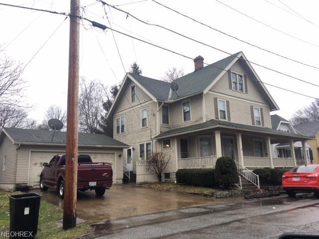 311-317 Quarry St, Ashland, OH 44805 (MLS #3988258) :: Keller Williams Chervenic Realty
