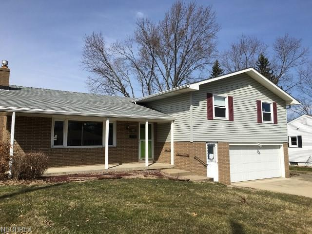 617 27th St NW, Massillon, OH 44647 (MLS #3988331) :: RE/MAX Edge Realty