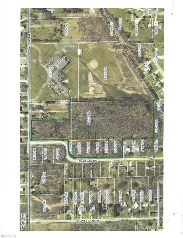 Beech St W, Alliance, OH 44601 (MLS #3988703) :: Keller Williams Chervenic Realty