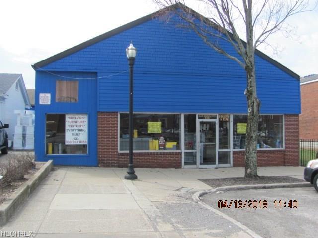 129 Broad St, Wadsworth, OH 44281 (MLS #3989334) :: Keller Williams Chervenic Realty
