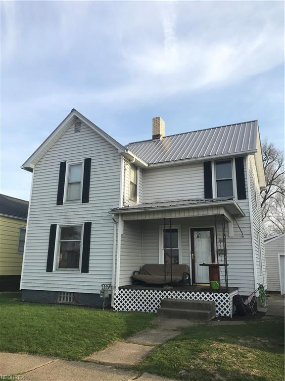 1419 E Main St, Coshocton, OH 43812 (MLS #3989976) :: Keller Williams Chervenic Realty