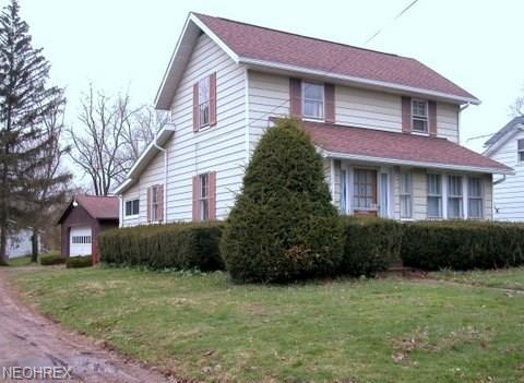 484 Woodland Ave, Wooster, OH 44691 (MLS #3990239) :: Keller Williams Chervenic Realty